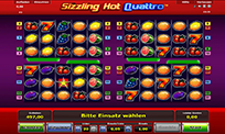 sizzling hot online casino book of