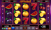 Dice and roll slot