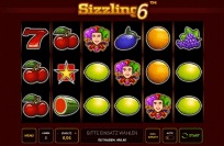 Spielautomat Sizzling 6