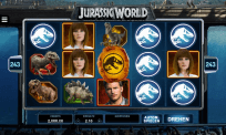 Jurrasic World Slot